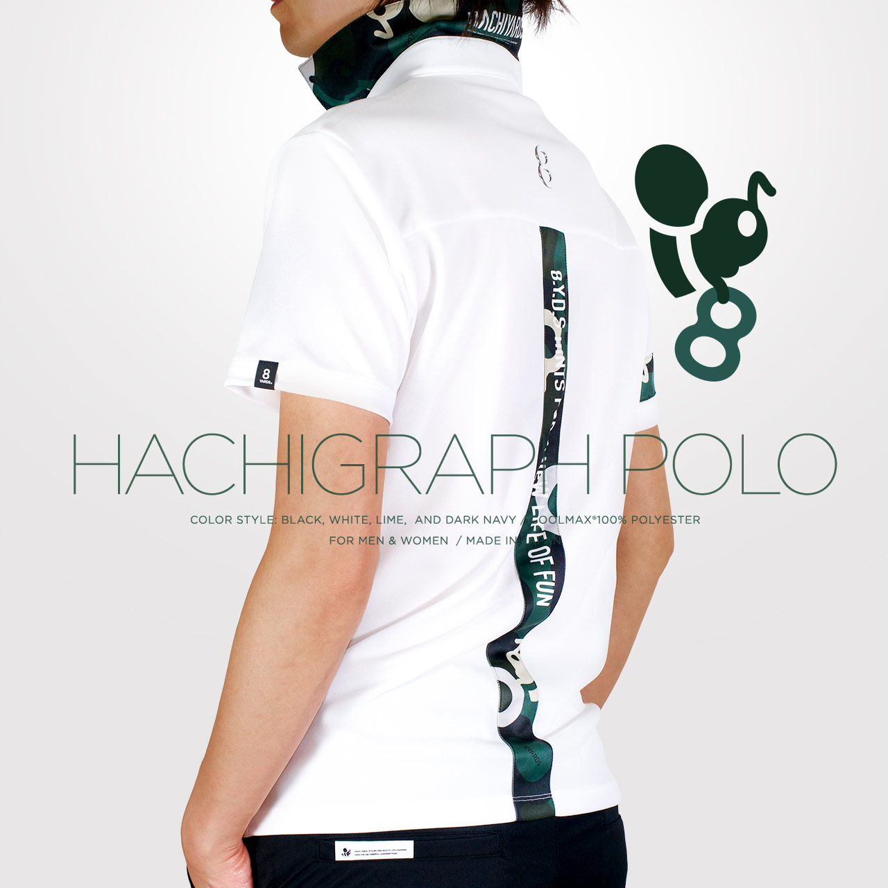 HACHIGRAPH Polo